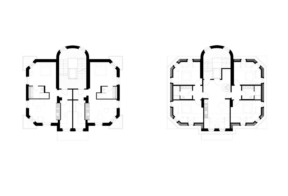 2.-3. Obergeschoss