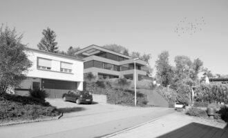 Neubau EFH Baar