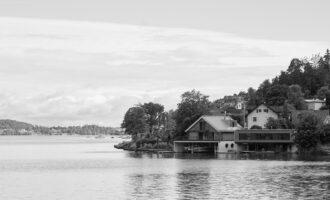 Bootshaus am Zugersee