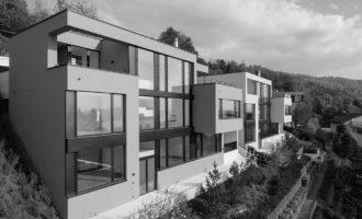 Neubau 3 Villen Zugerberg